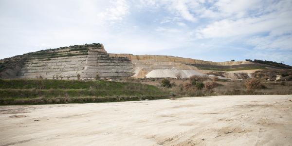le miniere di silicio di Florinas