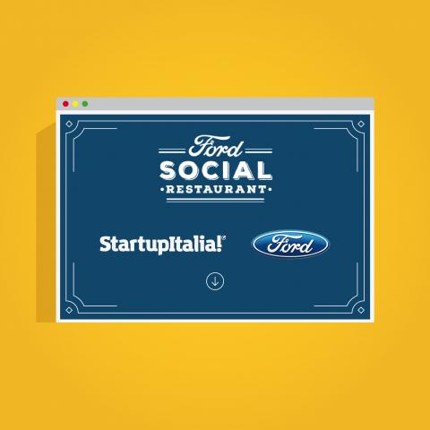 ELOE infografica StartupItalia Ford Masterchef
